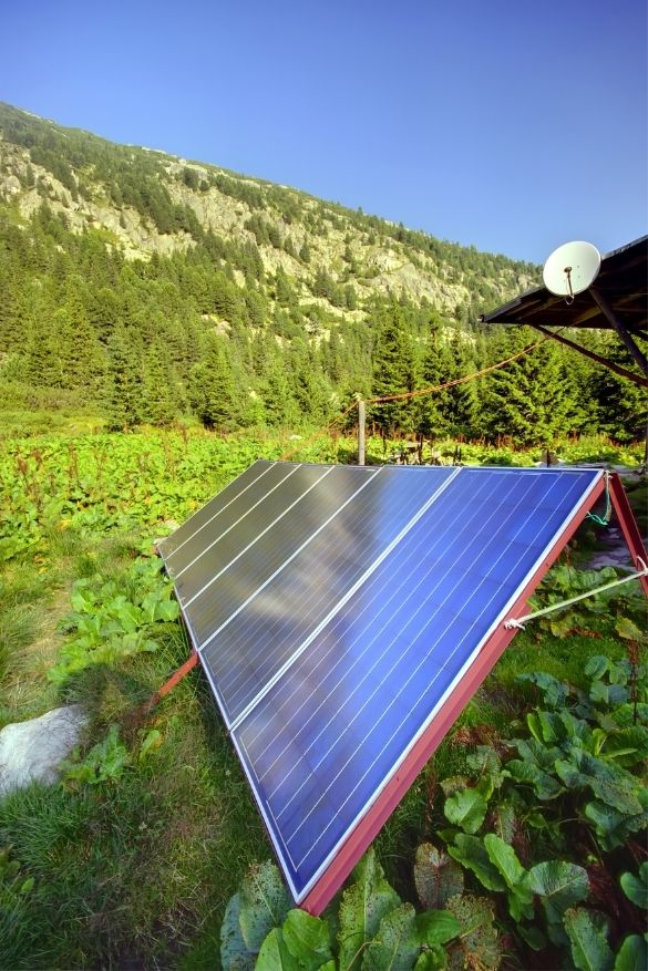 Impact Of Solar Energy On The Environment