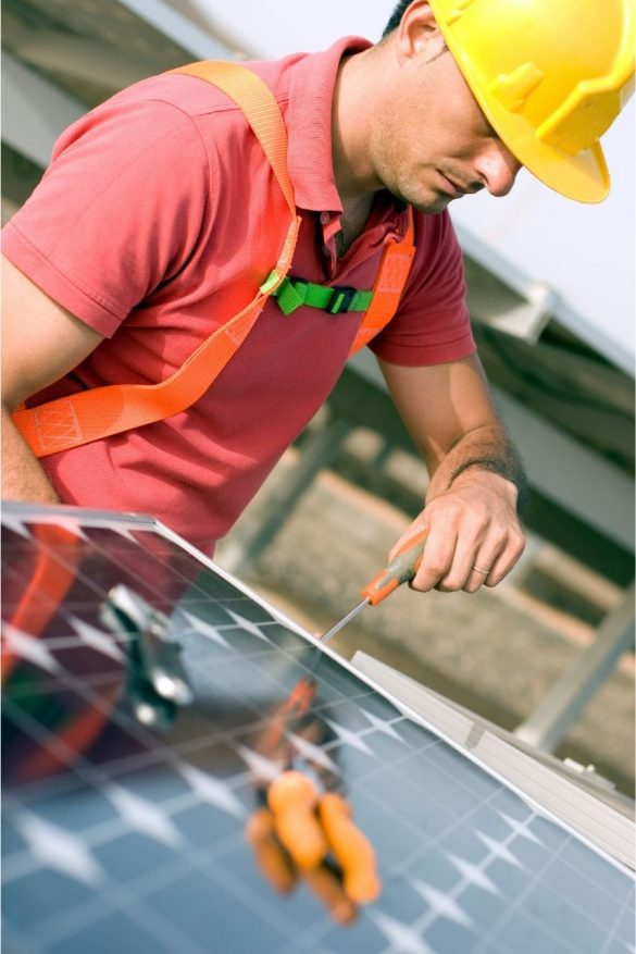 Solar Energy Contractors in California