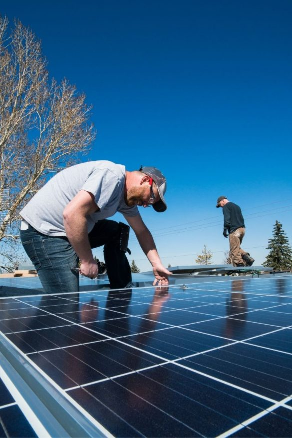 Solar Energy Contractors in Georgia