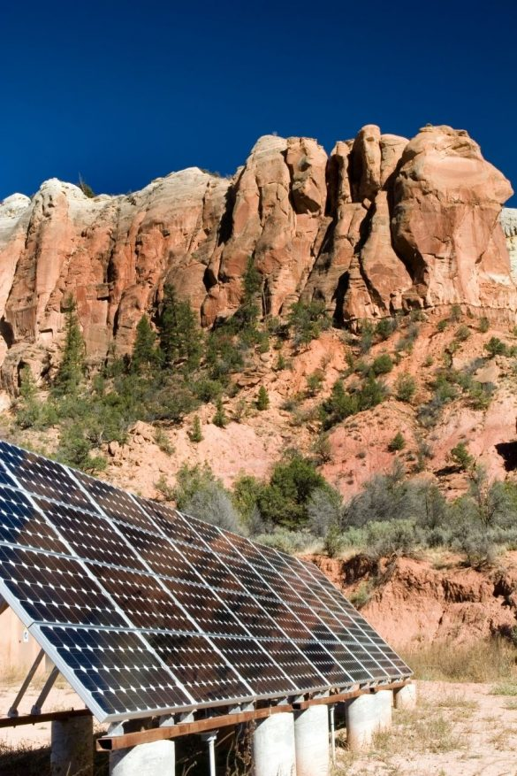 Solar Energy Contractors in Nevada