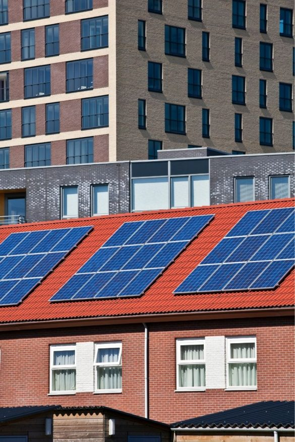 Solar programs in  New York