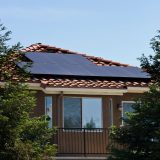 how to get multiple solar panels in one place